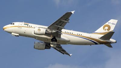 VT-IAH - Airbus A319-115(CJ) - Private