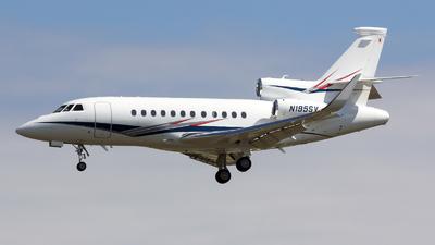 N195SV - Dassault Falcon 900LX - Private