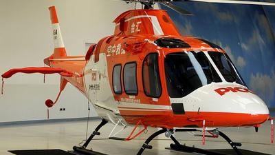 I-PTFO - Agusta-Westland AW-109 Trekker - Shanghai Kingwing General Aviation
