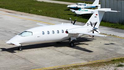 D-IGOB - Piaggio P-180 Avanti - Private