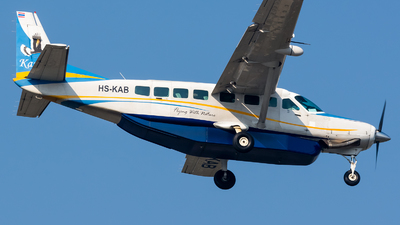 HS-KAB - Cessna 208B Grand Caravan - Kan Air