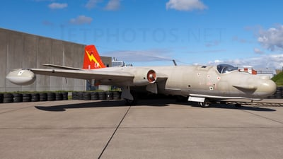 WD955 - English Electric Canberra T17 - United Kingdom - Royal Air Force (RAF)
