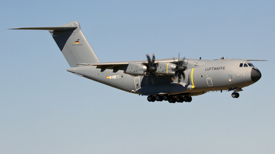 EC-408 - Airbus A400M - Germany - Air Force