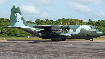FAB2467 - Lockheed C-130M Hercules - Brazil - Air Force