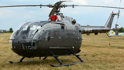 SP-NCM - MBB Bo105CBS-5 - Private