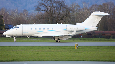 OK-AOA - Bombardier BD-100-1A10 Challenger 300 - Private
