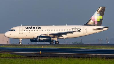 N501VL - Airbus A319-133 - Volaris Costa Rica