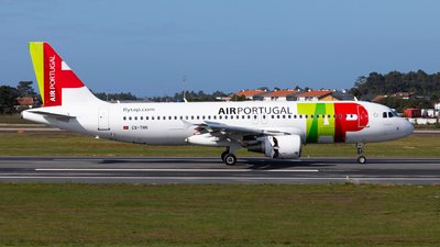A picture of CSTNN - Airbus A320214 - TAP Air Portugal - © Carlos Miguel Seabra