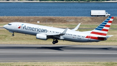 A picture of N912NN - Boeing 737823 - American Airlines - © Lynn Aisin-Gioro