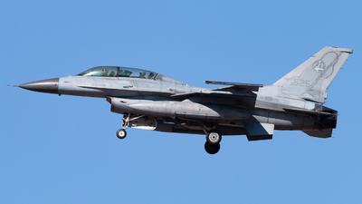 01-525 - Lockheed Martin F-16D Fighting Falcon - South Korea - Air Force
