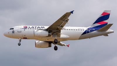 CC-CPO - Airbus A319-132 - LATAM Airlines