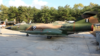 7415 - Lockheed F-104G Starfighter - Greece - Air Force