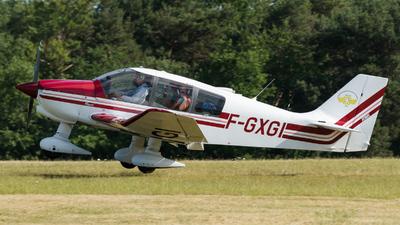 A picture of FGXGI - Robin DR400/180 - [2520] - © Hervé Champain