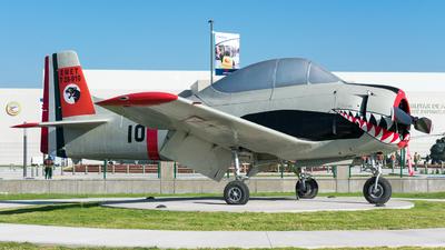 910 - North American T-28A Trojan - Mexico - Air Force