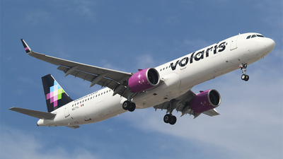 A picture of N537VL - Airbus A321271N - Volaris - © Alejandro Aceves