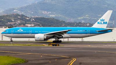 PH-BQC - Boeing 777-206(ER) - KLM Royal Dutch Airlines