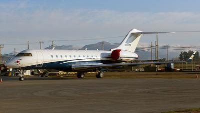 N137ZM - Bombardier BD-700-1A10 Global Express XRS - Private
