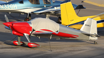 N106EJ - Vans RV-6 - Private