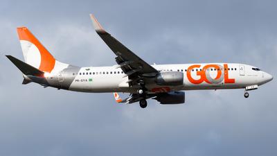 A picture of PRGYA - Boeing 7378EH - GOL Linhas Aereas - © Antonio Carlos Carvalho Jr.