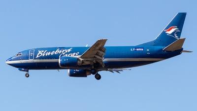 LY-MRN - Boeing 737-36E(SF) - KlasJet