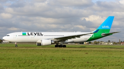 F-HLVN - Airbus A330-202 - Level (Open Skies)