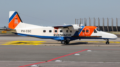 PH-CGC - Dornier Do-228-212 - Netherlands - Coast Guard