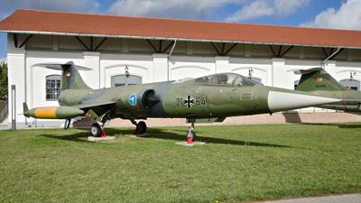 21-64 - Lockheed F-104G Starfighter - Germany - Air Force