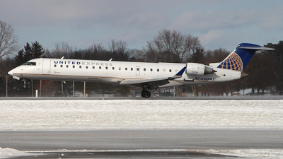 N508MJ - Bombardier CRJ-701 - United Express (Mesa Airlines)