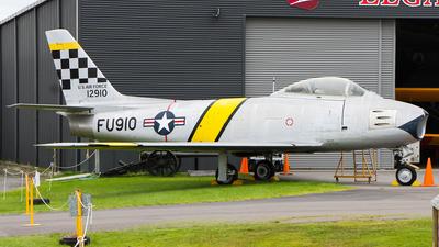 51-13496 - North American F-86F Sabre - United States - US Air Force (USAF)