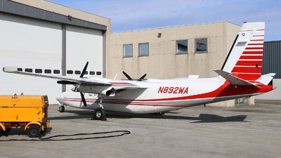 N892WA - Rockwell 690A Turbo Commander - Private