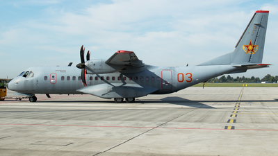 03 - CASA C-295M - Kazakhstan - Air Force