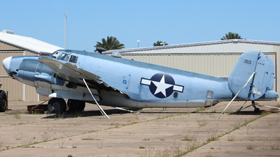 N6655D - Lockheed PV-2 Harpoon - Private
