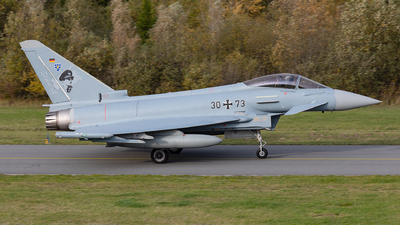30-73 - Eurofighter Typhoon EF2000 - Germany - Air Force