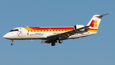 EC-IJF - Bombardier CRJ-200ER - Iberia Regional (Air Nostrum)