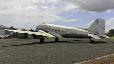 VH-MMA - Douglas DC-3C - Hardy Aviation