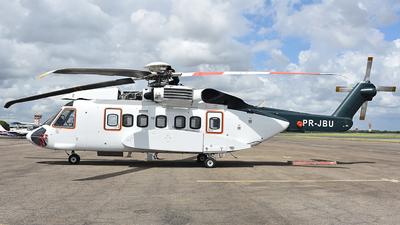 PR-JBU - Sikorsky S-92A Helibus - Líder Táxi Aéreo