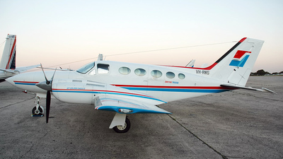 VH-RWS - Cessna 421C Golden Eagle - Private