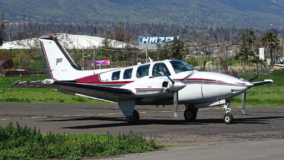 CC-PZV - Beechcraft 58 Baron - Private