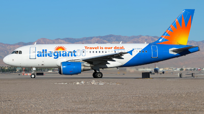 A picture of N310NV - Airbus A319112 - Allegiant Air - © Lars Rohde