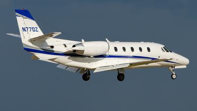 A picture of N77DZ - Cessna 560XL Citation Excel - [5605168] - © Blair McFarlain