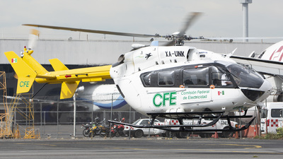 A picture of XAUNK - Eurocopter MBB‐BK 117 C‐2 - [9321] - © Zenon Sanchez Z.