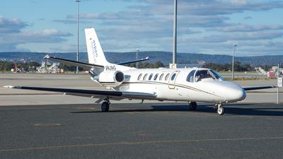 VH-OHE - Cessna 560 Citation Ultra - Aspen Medical