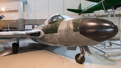 MM6152 - De Havilland Vampire Mk.X - Italy - Air Force
