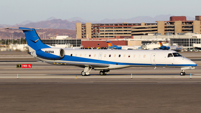 A picture of N43VA - Embraer ERJ145LR - [145061] - © C. v. Grinsven