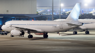 A picture of LYNVW - Airbus A320232 - Avion Express - © ZGGG RWY01