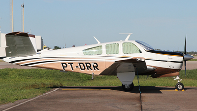 PT-DRR - Beechcraft V35B Bonanza - Private
