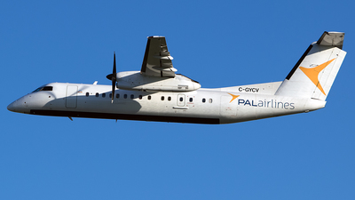 C-GYCV - Bombardier Dash 8-314 - Provincial Airlines