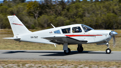VH-TWT - Piper PA-28R-180 Cherokee Arrow - Private