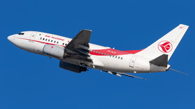 A picture of 7TVJT - Boeing 7376D6 - Air Algerie - © Marcello Galzignato - Tuscan Aviation