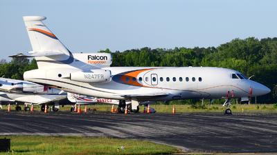 N247FR - Dassault Falcon 900 - Private